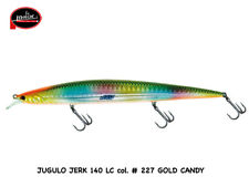 JUGULO JERK 140 LC MOLIX COL 227 GOLD CANDY SPINNING MARE