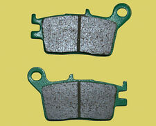 Honda AX-1 NX250 rear brake pads (89-94) FA153 type also CRM250R, XLR250R