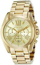 Michael Kors MK5605 Women's Bradshaw Gold-Tone Watch