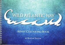 Colouring Book THE WILD ATLANTIC WAY