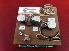50's Wiring Harness  Fits Fender Stratocaster Vintage .047uf PIO Tone Cap