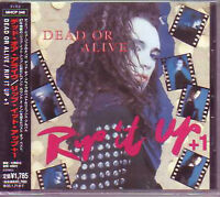 ☆ CD DEAD OR ALIVE Rip it up 9-track Japan NEW SEALED ☆