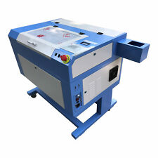 60W CO2 Laser Engraving Cutting Machine 300mm*500mm Red-dot Position USB Port CE