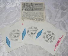 ST ANNE DE BEAUPRE QUEBEC CANADA VIEWMASTER REELS   T*