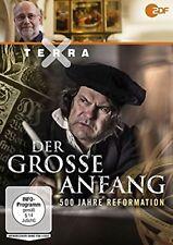 Terra X: Der große Anfang - 500 Jahre Reformation DVD NEU OVP
