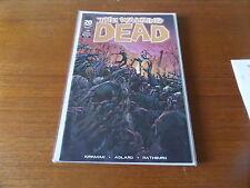 Walking Dead 100 Cover F 1st Print Image Comics High grade