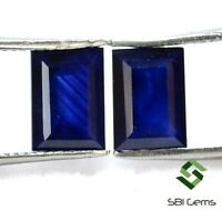 Details about  /Natural Sapphire Round Cut 4 mm Lot 08 Pcs Deep Blue Shade Gemstones 2.50 Cts