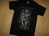 House Of Voodoo Tee - Vintage 1999 New Orleans Louisiana USA Black T Shirt Small