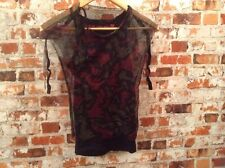 Job lot 13. Women's Fake London Genious  tops sizes small, medium and large X10