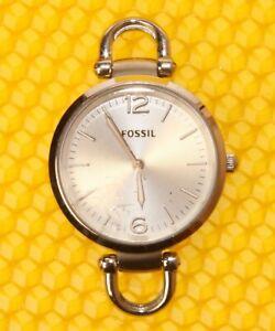 """Women's FOSSIL """"ES3060"""" Quartz Watch =NO BAND= <VGU>"""