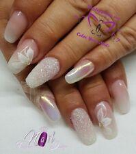 Neon Auroroa Puder Trendsetter. Farbchangierend, Nailart, Nails,
