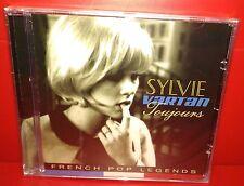 CD SYLVIE VARTAN - TOUJOURS - NUOVO NEW