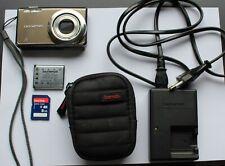 OLYMPUS FE-5035 Digitalkamera, gebraucht