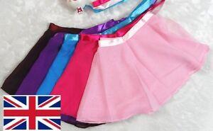 UK Seller Sale elegant Kids Girls Ladies skirt/Ballet /Dance skirt 90-160cm