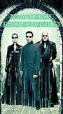 The Matrix Reloaded (VHS, 2003, Pan  Scan)