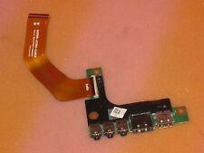 Genuine DELH-40GAB3902 Dell AlienWare M15x e-Sata USB Audio Board w/ Cable 8206