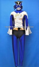Tiger & Bunny Wild Tiger's Original Cosplay Costume Size M With Boots