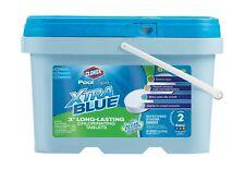 Clorox Pool&Spa XtraBlue 3Inc 00004000 h Long Lasting Chlorinating Tablets 5Pound Chlorine
