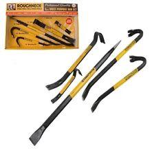 5pc Roughneck ROU64965 Gorilla Wrecking Bar Pry Utility Bar Crowbar Set Kit New