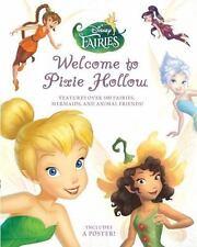 Welcome to Pixie Hollow Disney Fairies