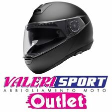 CASCO SCHUBERTH C4 MODULARE MATT BLACK NERO OPACO ADVENTURE BMW HONDA YAMAHA KTM