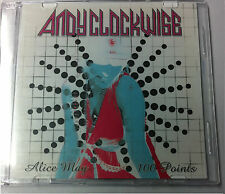 ANDY CLOCKWISE - ALICE MAY/100 POINTS - 4 track promo burn? SINGLE