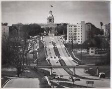 Tallahassee Fla. 14 big photos streets capitol Grove interiors 1940s-60s