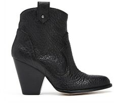Mimco Leather BOOTS Wedges Shoes 41 or 41.5