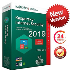 🔥Kaspersky Internet Security 2019 1 Device / 345 days /LICENCE FAST-DELIVERY⚡🔥