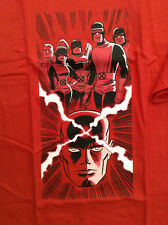 X-MEN CLASSIC by BRUCE TIMM T-SHIRT XL (46-48)NEW(LEGACY RED BLUE GOLD CABLE 123