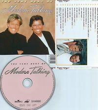 MODERN TALKING-THE VERY BEST OF-GERMANY-2001-BMG/ARIOLA/CAMDEN74321912182-CD-NEW
