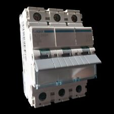 Hager C32 NCN 332A Three Pole Miniature Circuit Breaker