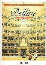 BELLINI ARIAS FOR SOPRANO Toscani