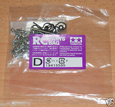 Tamiya 58242 Wild Willy 2/WR02, 9415595/19415595 Metal Parts Bag D (Windscreen)