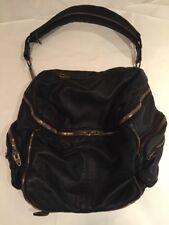 Alexander Wang Jane Zip Around Shoulder Bag In Black