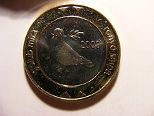 Bosnia-herzegovina 2 Konvertible Marka, 2003, Bi-Metal with a little tone