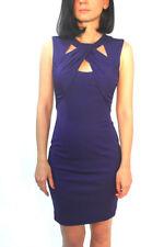 Karen Millen Boat Neck Patternless Casual Dresses for Women