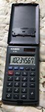 Vintage Texas Instruments Ti-1795 Plus Arithmetic Calculator Solar Powered Lcd