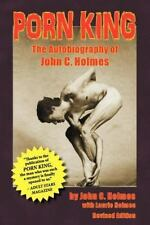 Porn King:The Autobiography of John C. Holmes  - BRAND NEW! FREE SHIPPING! RARE!