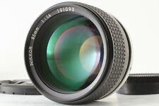 [CLA'd/ MINT ] Nikon Ai-s AIS Nikkor 85mm F1.4 MF Portrait Prime Lens From JAPAN