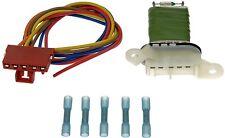 Hummer H3 Heater Blower Motor Resistor Kit Replaces OEM 10397098 Dorman 973-510