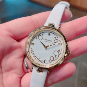 Kate Spade Women's Holland White Dial Watch - KSW1510