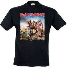 Iron Maiden - Trooper T-Shirt Homme / Man - Taille / Size S ROCK OFF