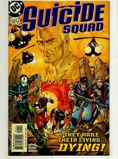 Suicide Squad #1 & 2 VF 8.0 DC 2001! Movie Books! HARLEY QUINN
