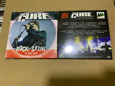 THE CURE 2 CD ROCK EN SEINE FRANCE  23/08/2019