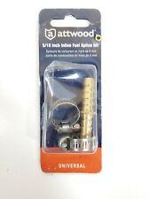 "Attwood Fuel Line Splice Kit 5/16"" #11823-6"