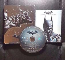 Batman Arkham Origins Collectors Edition Steelbook - Sony PlayStation 3 PS3 Game