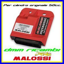 Centralina MALOSSI INJTRONIC PIAGGIO LIBERTY 50 4T iGET 2017 Cilindro Originale