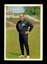 Elek Schwartz Eintracht Frankfurt Bergmann Sammelbild 1966-67 Nr. 154