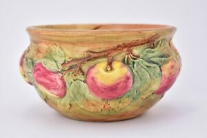 Weller Pottery Baldin Apple Jardinière Planter Arts & Crafts 1915-1920 Mission